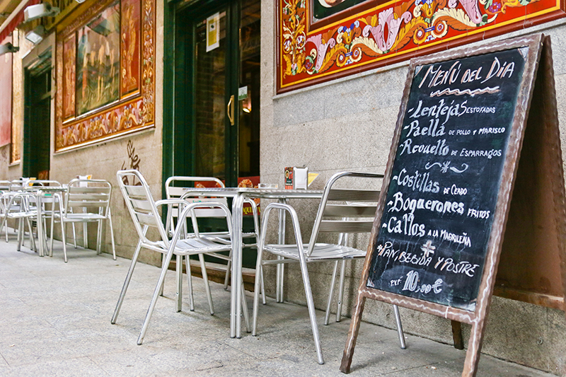 A Food Lover S Guide To Madrid Spain Partaste