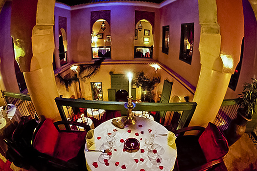 Le Tobsil A Marrakech Restaurant Fit For A King ParTASTE