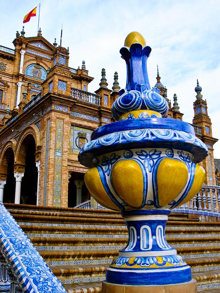 Plaza De Espa 241 A Seville Spain Partaste
