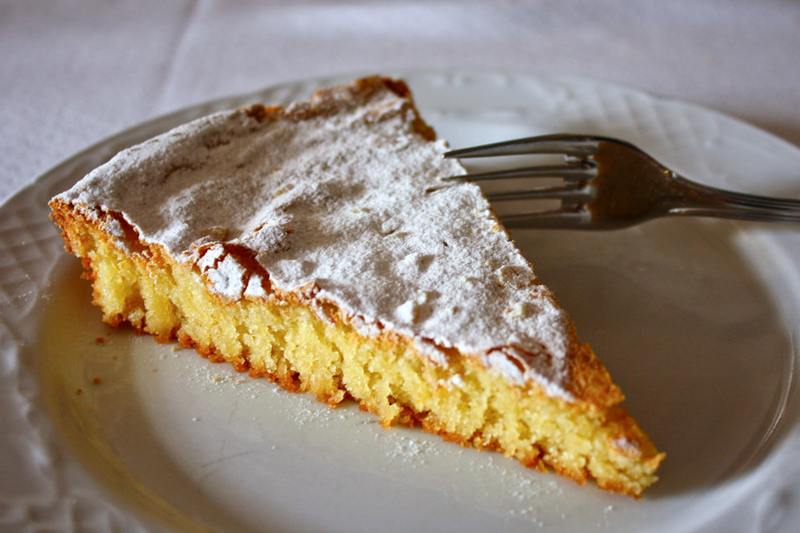 Tarta de Santiago - An Irresistible Galician Almond Cake