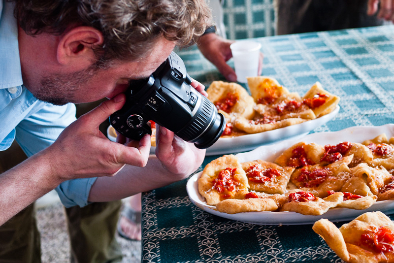Foodie or photographer? And more importantly, does it matter?