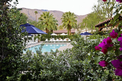 The Alcazar Hotel - A Palm Springs Dessert Oasis