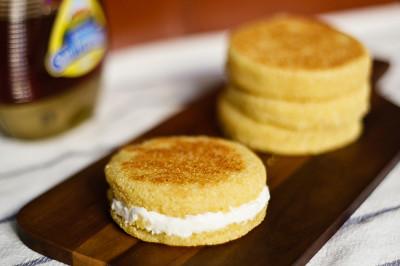 Harcha - A Moroccan Semolina Biscuit Recipe