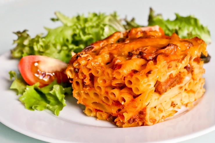 Imqarrun il-Forn – Maltese Baked Macaroni Casserole