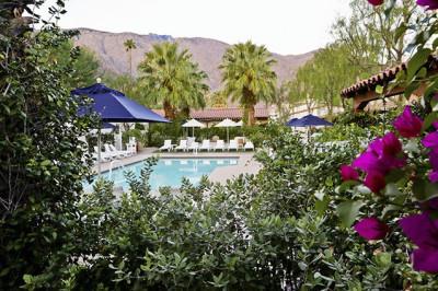 The Alcazar Hotel - A Palm Springs Dessert Oasis
